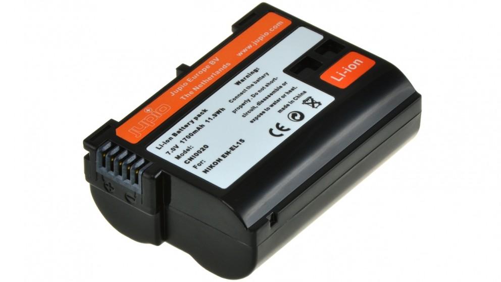 Jupio Nikon EN-EL15 Battery