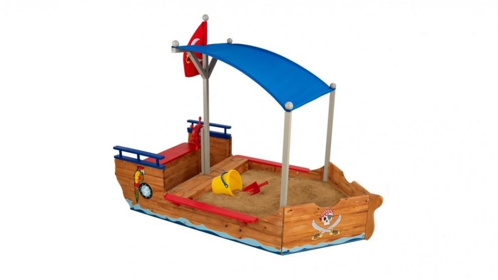 Pirate Sandbox