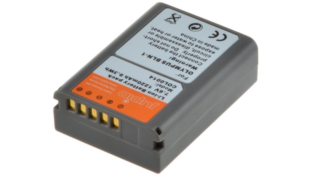Jupio Olympus BLN-1 1220mAh Battery