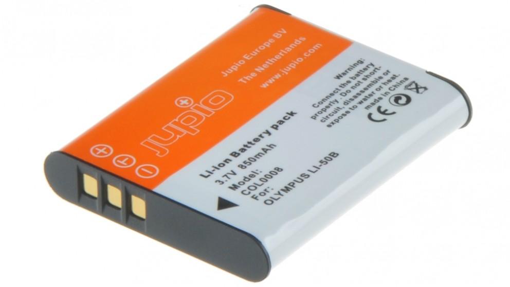 Jupio Olympus LI-50B 850mAh Battery