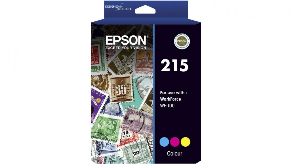 Epson 215 Colour Ink Cartridge