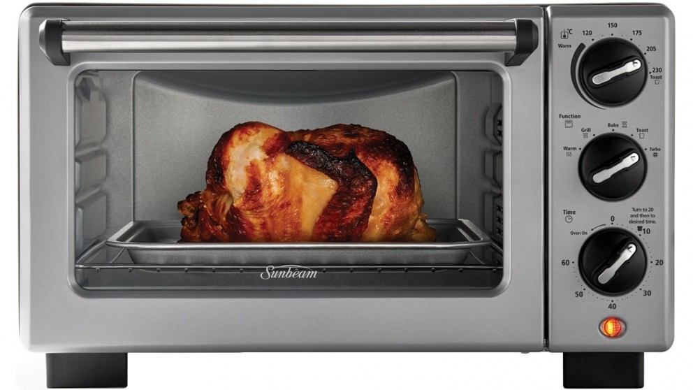 Sunbeam 18L Convection Bake & Grill Compact Oven