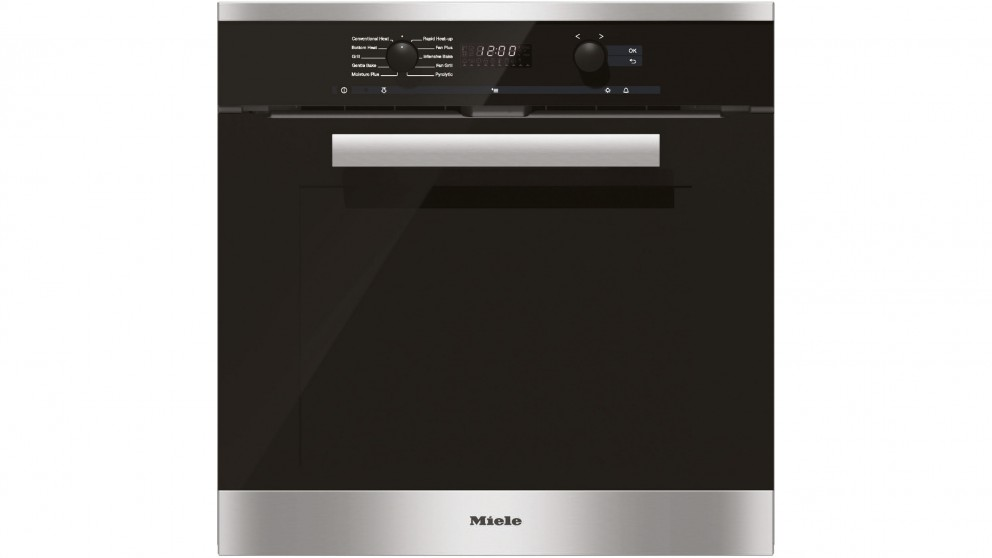 Miele H6260BP Pyrolytic Oven - 600mm