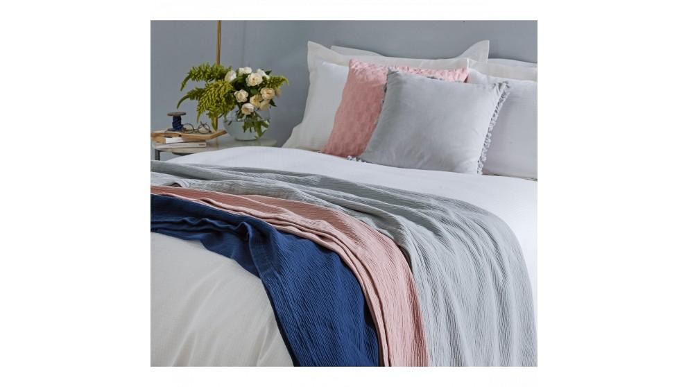 Ripples Rose 220x220cm Comforter