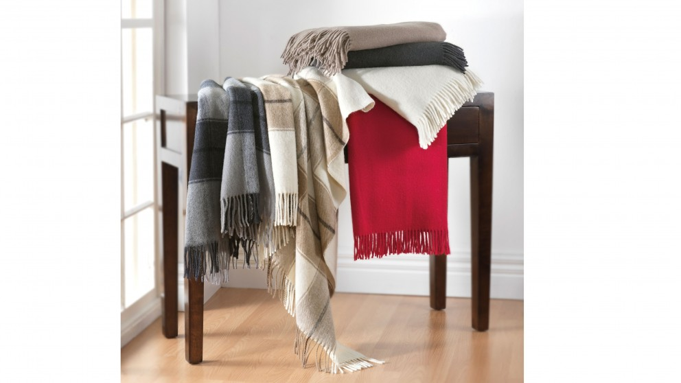 Woolly Comforts Throw