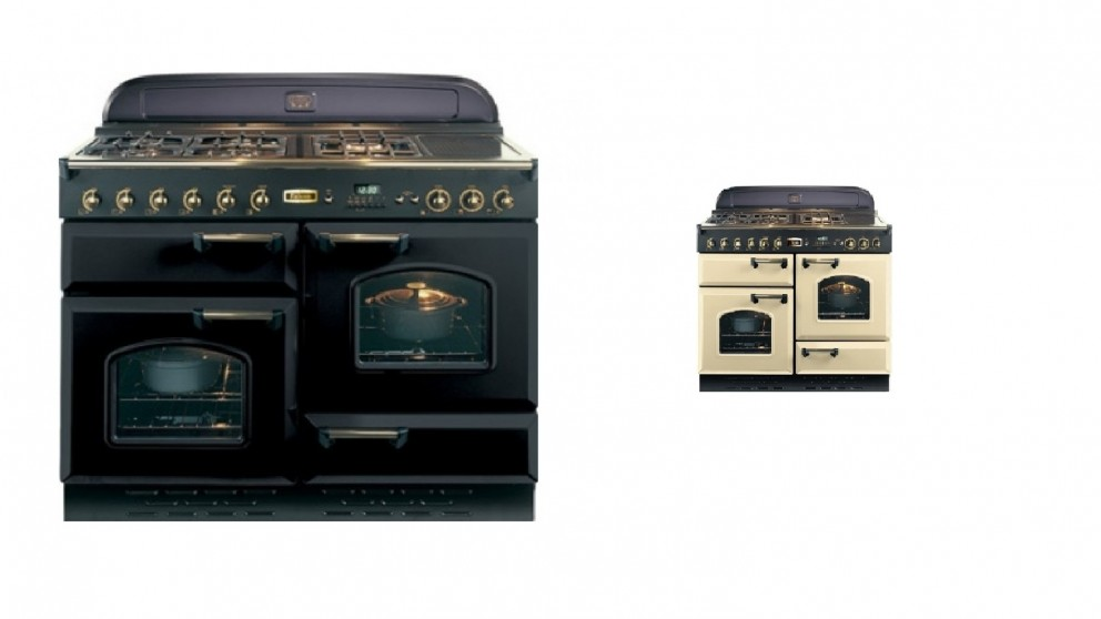 Falcon Classic 1100mm Gas Freestanding Cooker - Brass Fittings