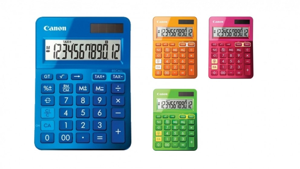 Canon LS123K Calculator