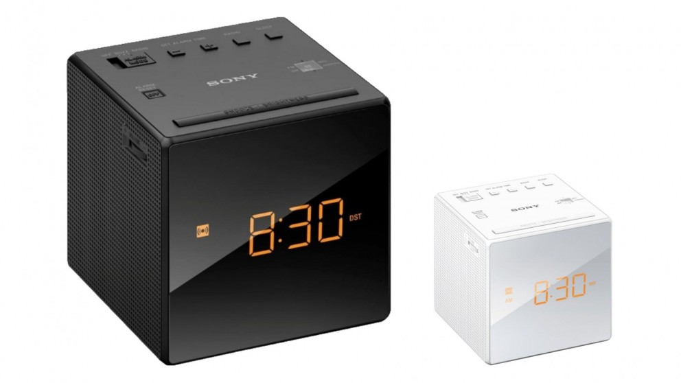 Sony ICF-C1 FM/AM Clock Radio | Tuggl
