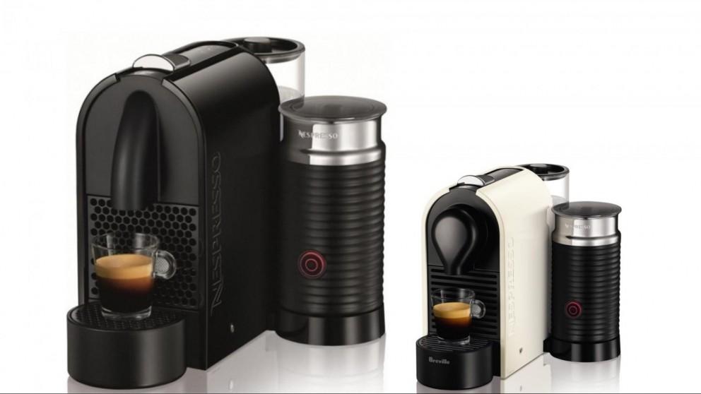Nespresso U Milk Coffee Machine - Coffee Machines - Coffee ...