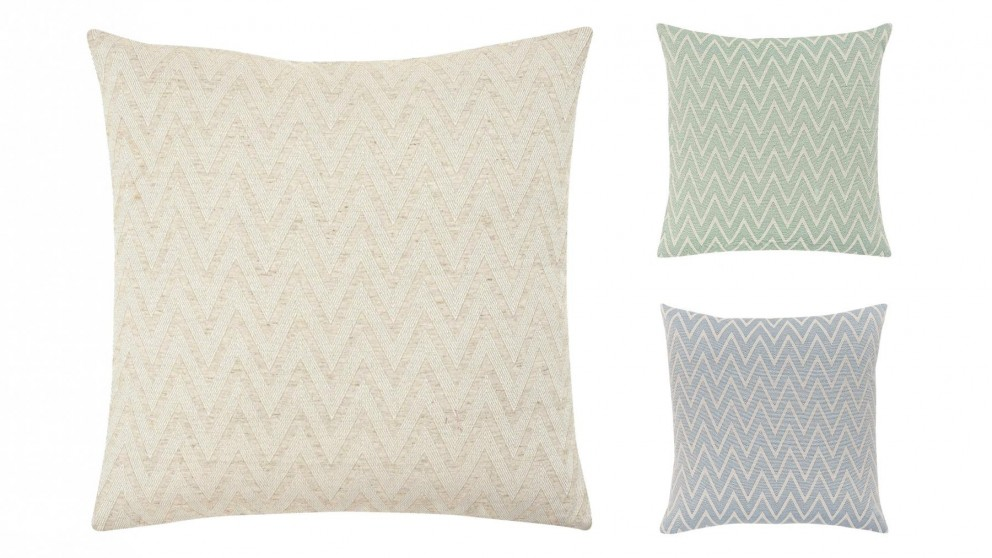 L'Avenue Heringbone Cushion