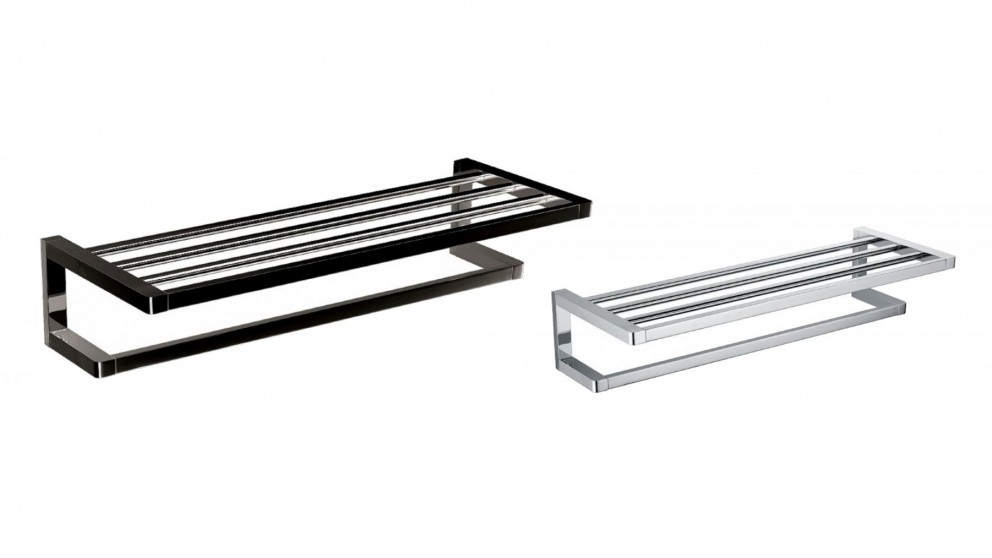 Arcisan Zara 60cm Towel Rack with Rail