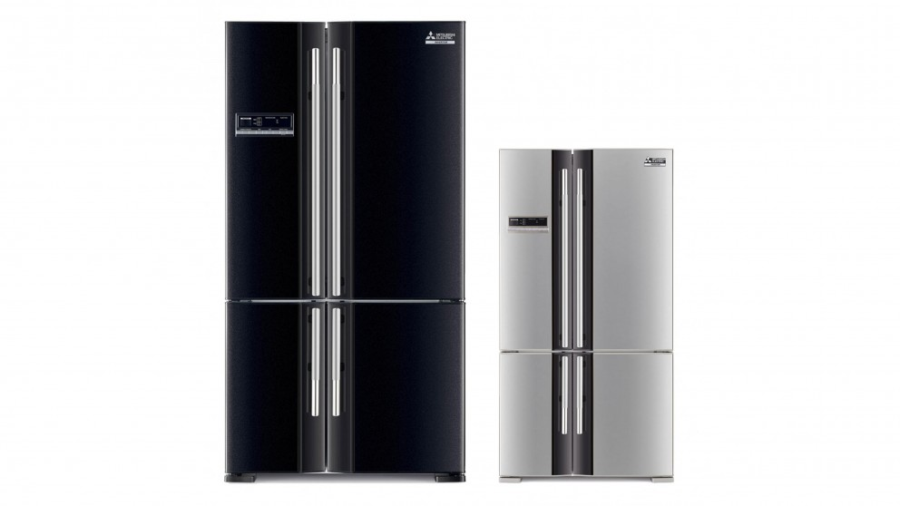 Buy Mitsubishi Electric 710 Litre L4 Grande French Door Fridge