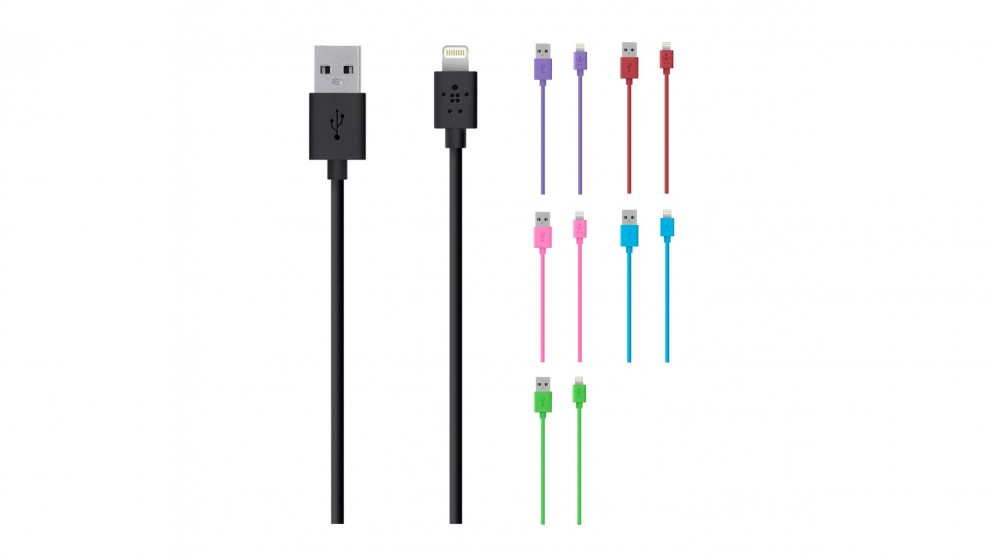 Belkin Mixit Up 1.2m Lightning to USB ChargeSync Cable