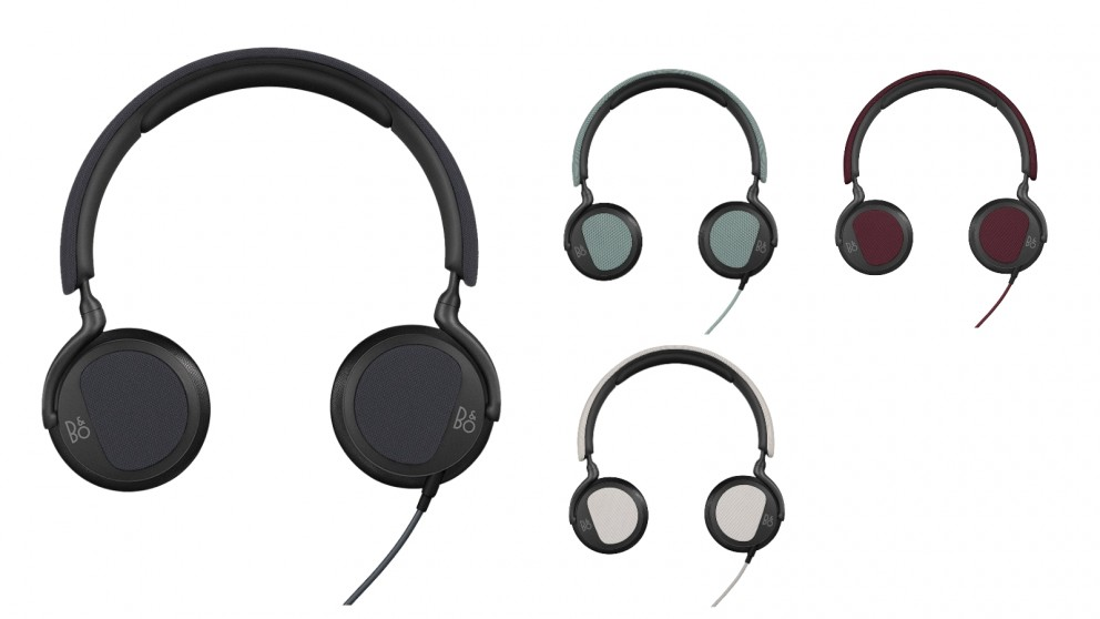 B&O PLAY Beoplay H2 Flexible On-Ear Headphones