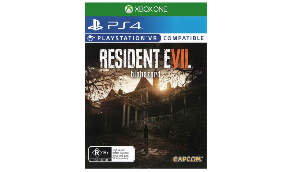 Resident Evil 7: Biohazard - Available on Xbox One, PS4