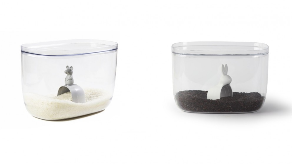 Qualy 7L Rice Container with Scoop