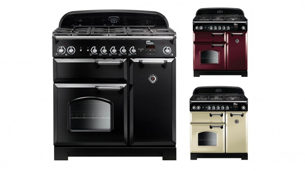 Falcon Classic 900mm Natural Gas Freestanding Upright Cooker