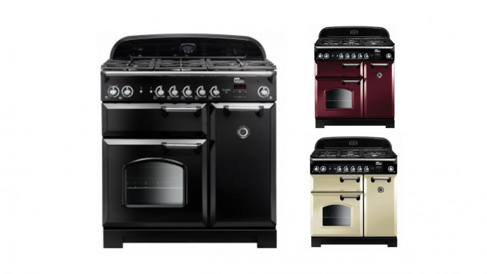 Falcon Classic 900mm Dual Fuel Freestanding Upright Cooker