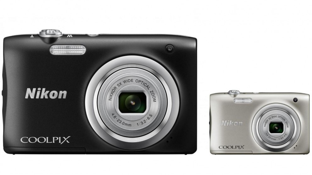Nikon CoolPix A100 Digital Camera | Tuggl