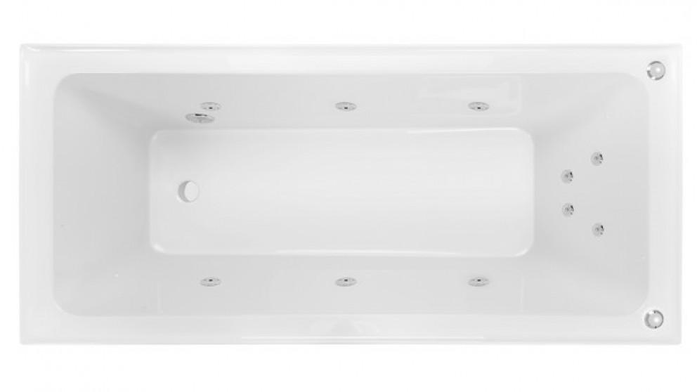 Decina Cortez 1525mm Santai 10 Jet Spa Bath
