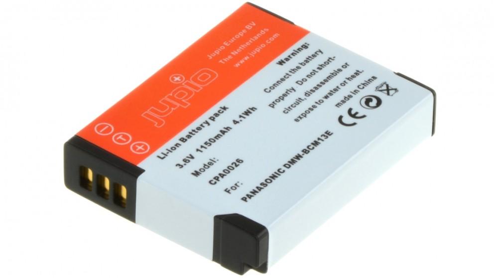 Jupio Panasonic DMW-BCM13E 1150mAh Battery