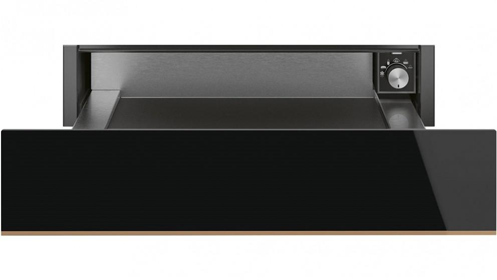 Smeg 150mm Dolce Stil Novo Warming Drawer with Copper Trim