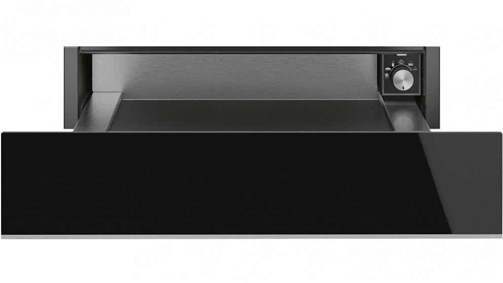 Smeg 150mm Dolce Stil Novo Warming Drawer with Stainless Steel Trim