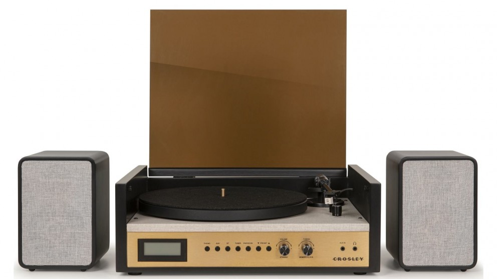 Crosley Entertainment System