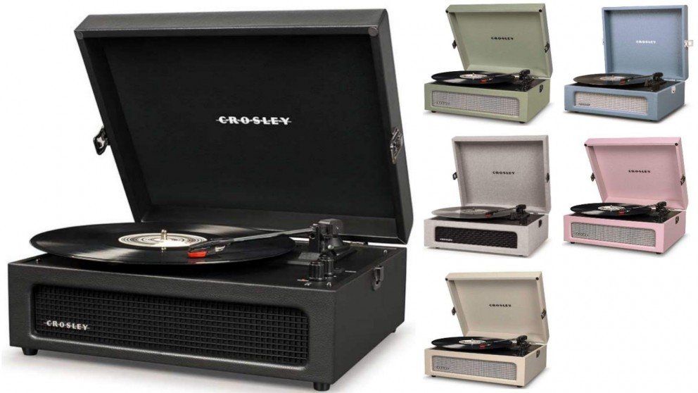 Crosley Voyager Portable Turntable