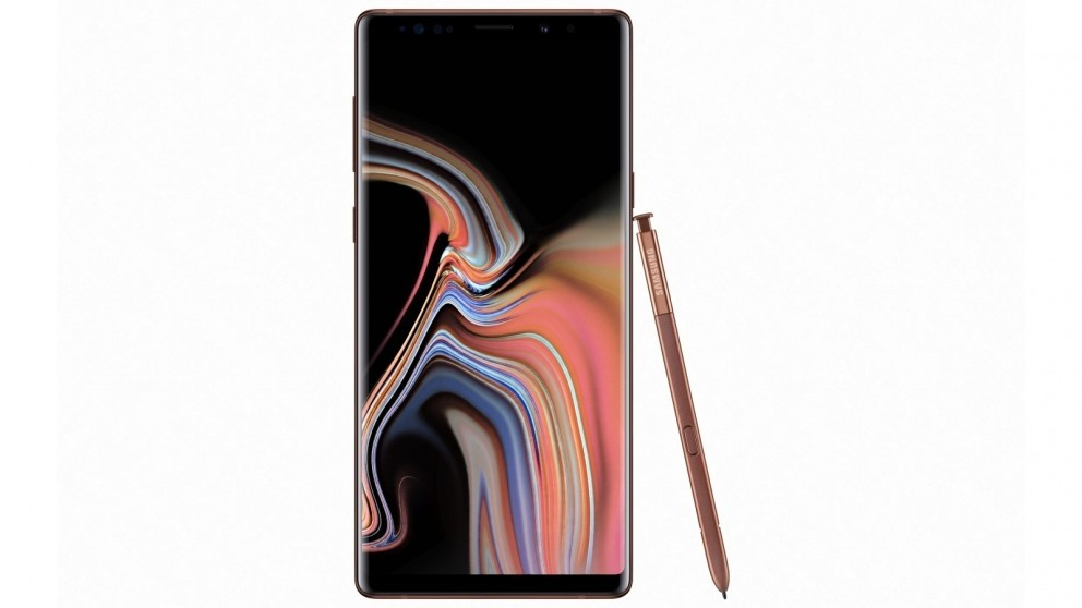 Samsung Galaxy Note9 - Metallic Copper