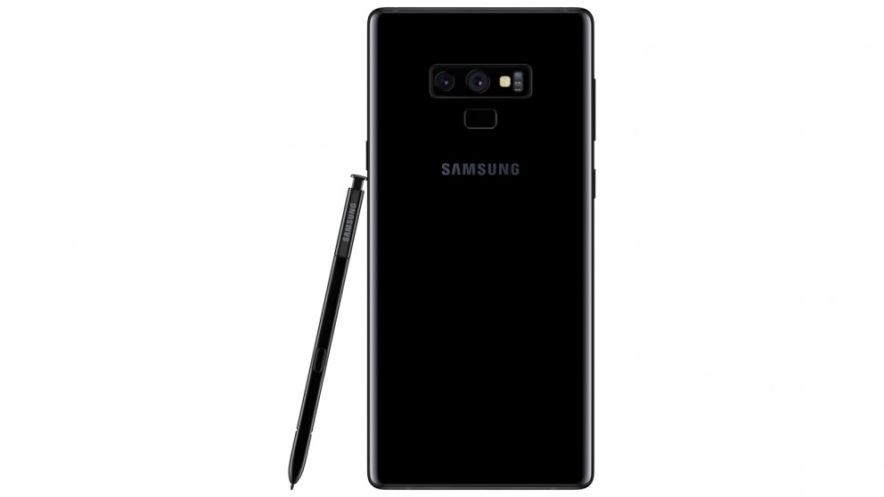 Samsung Galaxy Note9 512GB - Midnight Black | Tuggl
