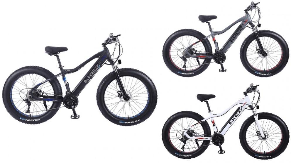 "Akez Crusier Electric Snowbike 26"""