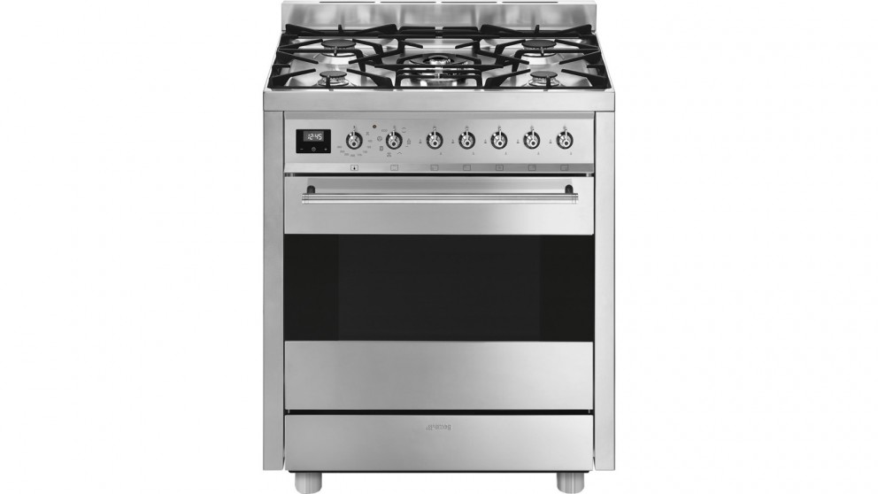 Smeg 700mm Freestanding Cooker - Stainless Steel