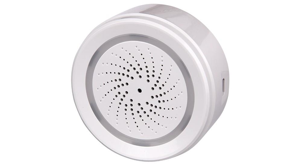 Connect Smart Siren Alarm