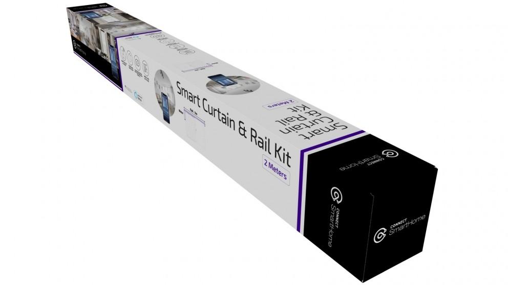 Connect Smart Curtain & 2m Rail Kit