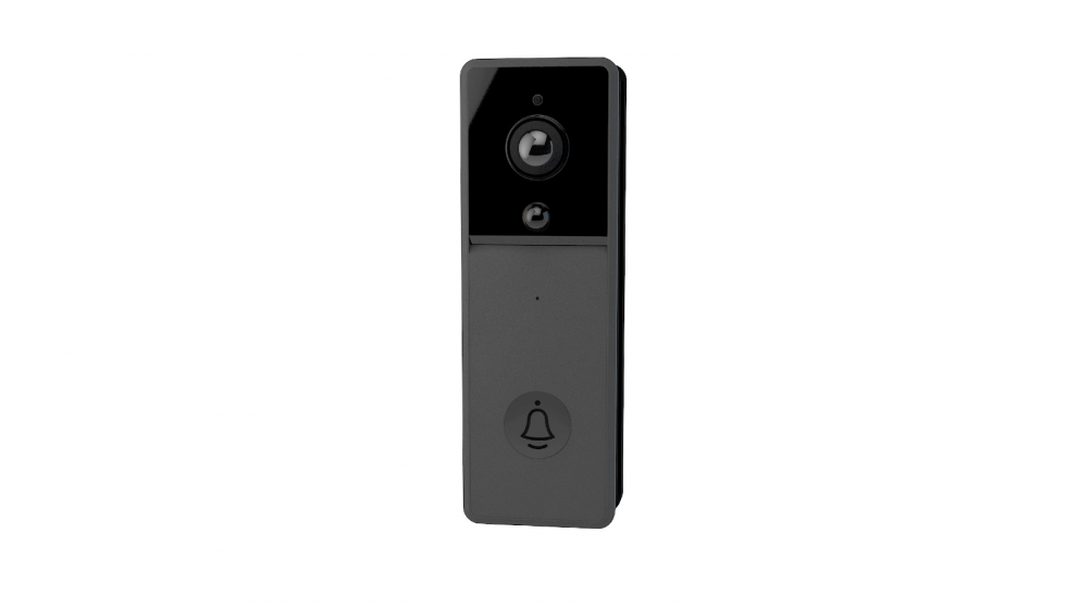 Connect SmartHome Smart Full HD Video Doorbell - Black
