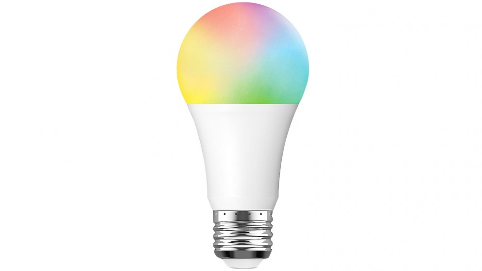 Connect Smart 10W E27 RGB LED Light Bulb