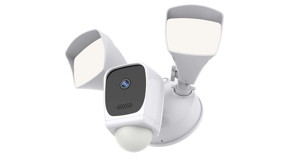 Connect Smart Outdoor Floodlight Camera