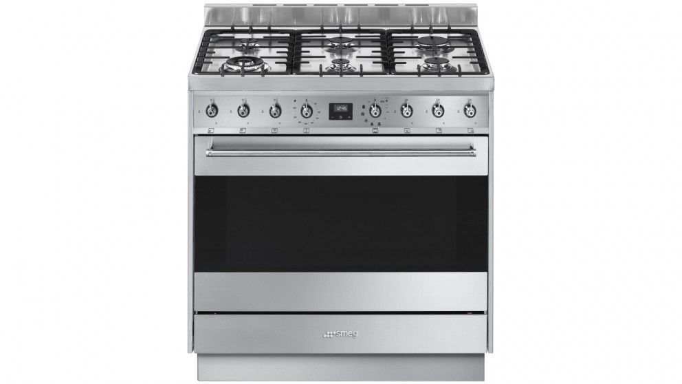 Smeg 900mm Pyrolytic Freestanding Cooker