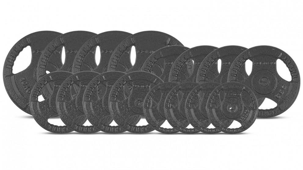 Cortex Tri-Grip 25mm Weight Plates - 75kg