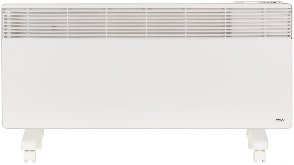 Polo C Series 2400w Panel Heater with Timer
