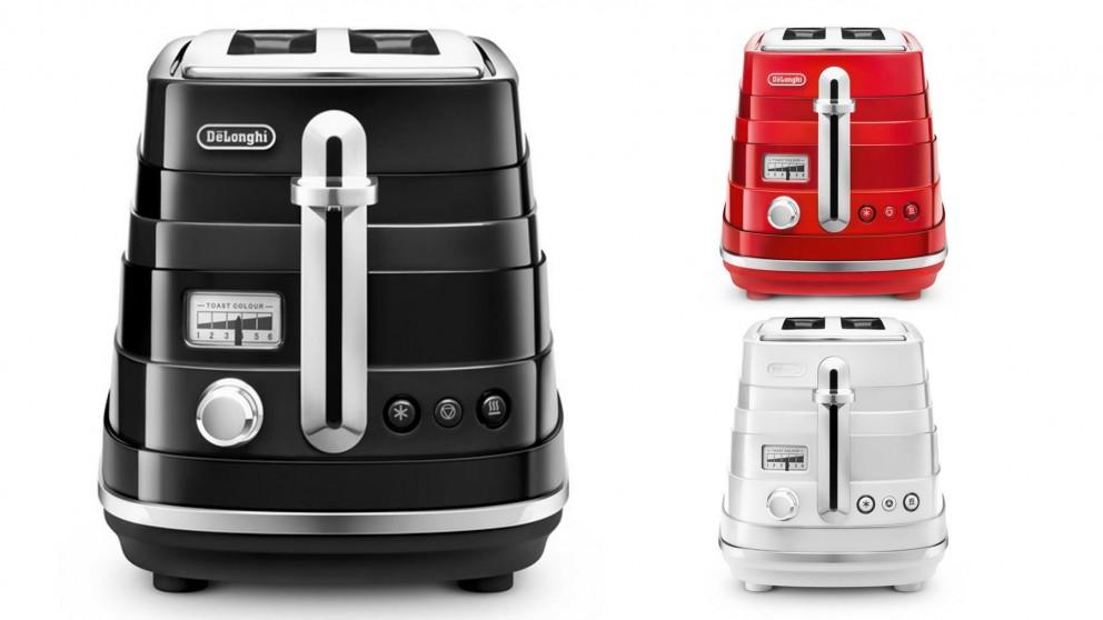 DeLonghi Avvolta 2 Slice Toaster