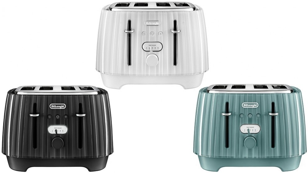 DeLonghi Ballerina 4 Slice Toaster