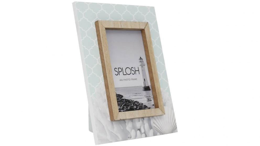 Splosh Coastal 4x6 Photo Frame