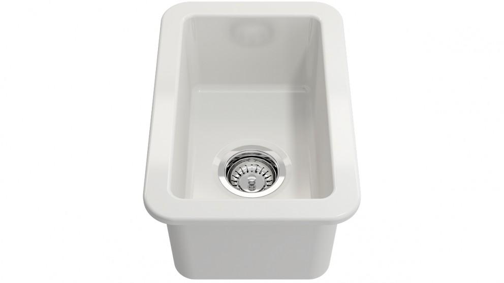 Turner Hastings Cuisine 30x46 Inset/Undermount Fine Fireclay Sink