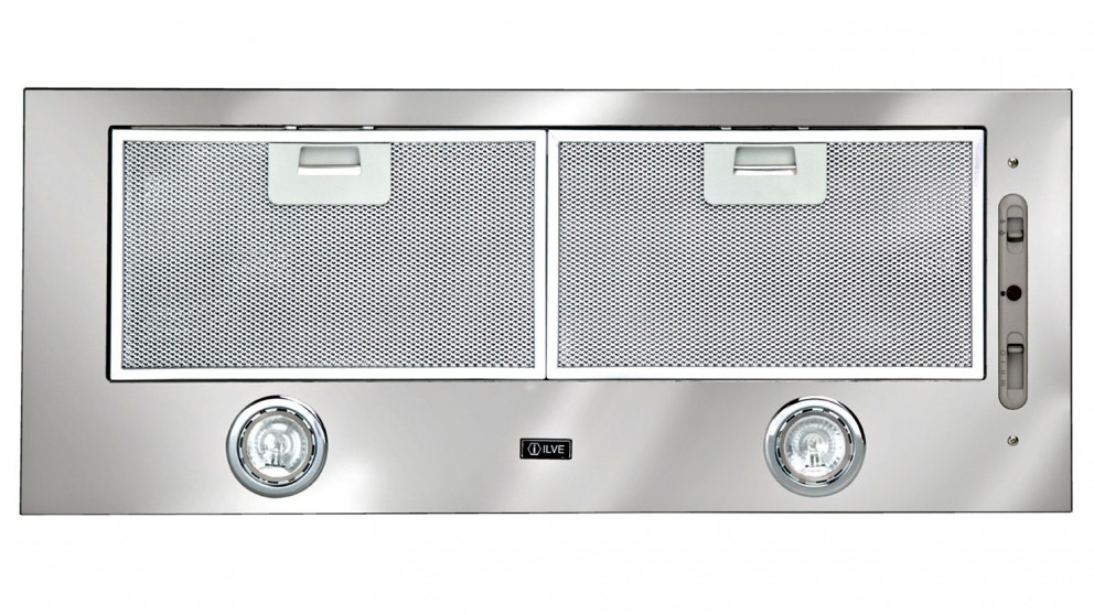 ILVE 900mm Concealed Rangehood - Stainless Steel
