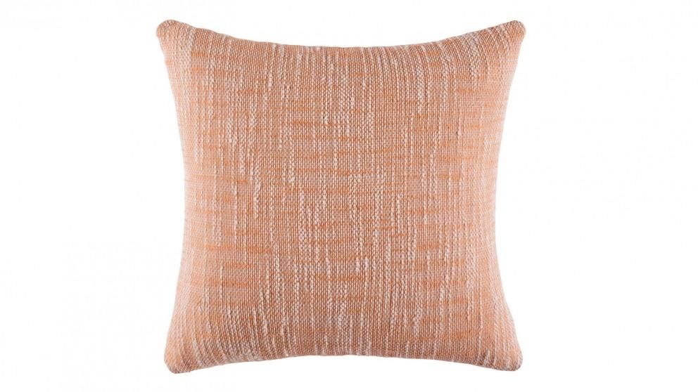 Croft Square Cushion - Orange