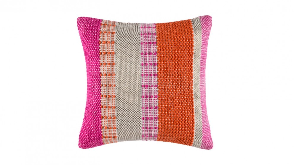 Dido Square Cushion - Pink