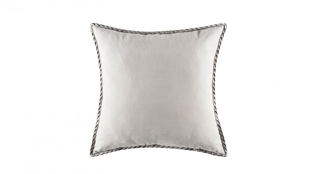 Zag Square Cushion - Neutral