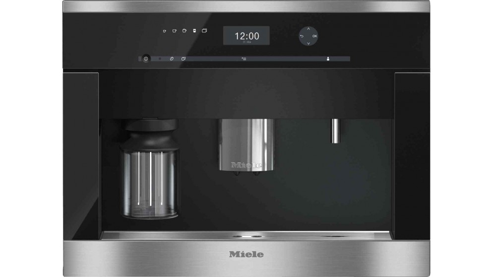 buy miele bean to cup coffee machine harvey norman au. Black Bedroom Furniture Sets. Home Design Ideas